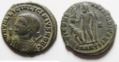 Ancient Coins - NICE LICINIUS II AE 3