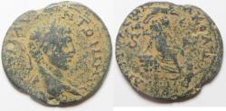 Ancient Coins - VERY RARE:  Syria. Antioch under Elagabalus ()AD 218-222). AE 34mm, 13.15g.