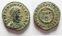 Ancient Coins - AS FOUND. CONSTANTINE II AE 3 . NICE