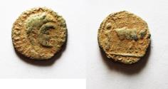 Ancient Coins - ARABIA. PETRA. ELAGABALUS AE 20