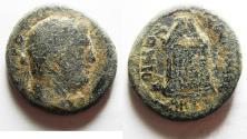 Ancient Coins - Phoenicia, Koinon. Pseudo-autonomous issue. 3rd century A.D. Æ 25