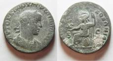Ancient Coins - DECAPOLS. PHILIPPOPOLIS. PHILIP I AE 27