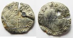 World Coins - EUROPEAN. CRUSADER ERA? SILVER COIN