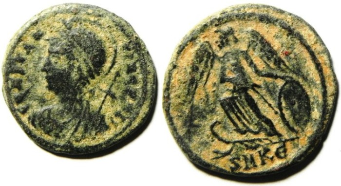 Ancient Coins - CONSTANTINE I AE 3 , COMMEMORATIVE