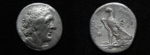 Ancient Coins - DELTA ENGRAVER/ VERY RARE MINT: Ptolemaic kings. Ptolemy I Soter (305-282 BC). AR tetradrachm. Citium mint. Struck c. 294-282 BC.