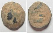 100 B.C AE 16 OF ARADOS. AS FOUND
