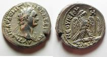 Ancient Coins - SYRIA, Seleucis and Pieria. Antioch. Domitian. 81-96 AD. AR Tetradrachm