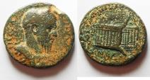 Ancient Coins - PHOENICIA, Tyre. Macrinus. AD 217-218. Æ29