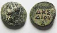 Ancient Coins - GREEK. Media, Ecbatana. AE 12mm, 1.79g.