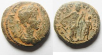 Ancient Coins - Decapolis. Gerasa under Commodus (AD 177-192). AE 21mm, 8.97g. Rare!