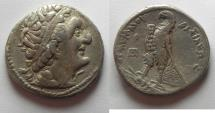 Ancient Coins -  Egypt. Ptolemaic kings. Ptolemy I Soter (305-258 BC). AR tetradrachm (26mm, 13.91g).Alexandria mint.