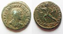 Ancient Coins - CONSTANTINE II AE 3 . RARE