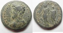 Ancient Coins - DECAPOLIS. GERASA. LUCIUS VERUS AE 24