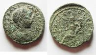 Ancient Coins -  Judaea. Aelia Capitolina under Severus Alexander (AD 222-235). AE 23mm, 9.24g.