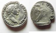 Ancient Coins - Syria. Seleucis and Pieria. Antioch under Trajan (AD 98-117). AR tetradrachm