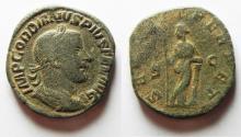 Ancient Coins - GORDIAN III AE SESTERTIUS