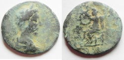 Ancient Coins - LARGE PROVINCIAL COIN FROM THE HOLY LAND