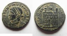 Ancient Coins - NICE CONSTANTINE II AE 3