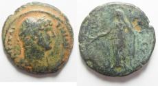 Ancient Coins - EGYPT. ALEXANDRIA. HADRIAN AE DIOBOL