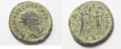 Ancient Coins - CARUS ANTONINIANUS AS FOUND