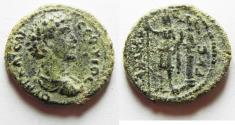 Ancient Coins - CHOICE AS FOUND. DECAPOLIS. GADARA. MARCUS AURELIUS AE 24