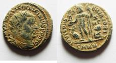 Ancient Coins - AS FOUND. LICINIUS I AE FOLLIS