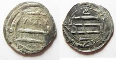 Ancient Coins - ABBASID SILVER DERHIM
