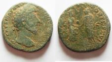 Ancient Coins - MARCUS AURELIUS AE SESTERTIUS