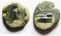 Ancient Coins - Phoenicia, Arados. Ca. 176/5 B.C.-A.D. 115/6 Æ 17