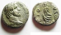 Ancient Coins - EGYPT. ALEXANDRIA . ANTONINUS PIUS BILLON TETRADARCHM