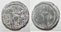 EGYPT. ALEXANDRIA. SECOND-THIRD CENTURIES AD. LEAD TESSERA