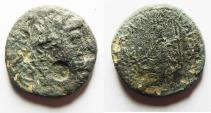 Ancient Coins - GREEK OR PROVINCIAL AE COIN. SYRIA?