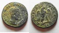 Ancient Coins - 	ANTIOCH. TRAJAN DECIUS BILLON TETRADRACHM