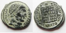 Ancient Coins - CONSTANTINE I AE 3 . ANTIOCH MINT