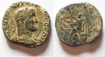 Ancient Coins - ROMAN IMPERIAL. VALERIAN I AE SESTERTIUS