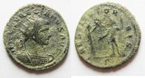 Ancient Coins - BEAUTIFUL AS FOUND AURELIAN AE ANTONINIANUS