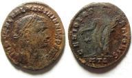 Ancient Coins - GALERIUS LARGE FOLLIS