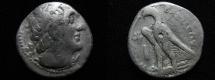 Ancient Coins - Ptolemaic kings. Ptolemy II Philadelphos (282-246 BC). AR tetradrachm Tyre mint. Struck c. 274 BC.