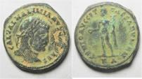 Ancient Coins - GALERIUS AE FOLLIS.
