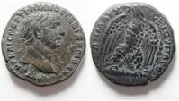 Ancient Coins - Syria. Seleucis and Pieria. Antioch under Trajan (AD 98-117). AR tetradrachm (24mm, 13.96g).