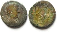 Ancient Coins - ARABIA , PETRA , SEPTIMIUS SEVERUS , ATTRACTIVE AE 24