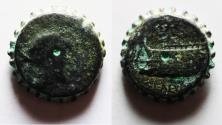 Ancient Coins - SELEUKID KINGDOM. SELEUKOS IV AE 18
