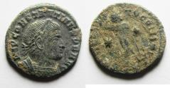 Ancient Coins - CONSTANTINE I AE FOLLIS. NICE QUALITY