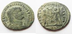 Ancient Coins - MAXIMIANUS AE ANTONINIANUS. ALEXANDRIA. AS FOUND
