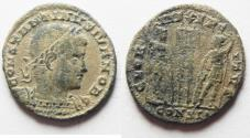 Ancient Coins - CONSTANTINE II AE 3 . CONSTANTINOPLE MINT