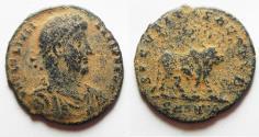 Ancient Coins - JULIAN II AE 28
