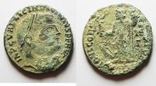 Ancient Coins - LICINIUS I AE FOLLIS. AS FOUND