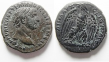 Ancient Coins - Syria. Seleucis and Pieria. Antioch under Trajan (AD 98-117). AR tetradrachm (24mm, 13.96g).