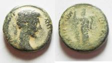 Ancient Coins - Decapolis. Antiochia ad Hippum. Lucius Verus. AD 161-169. AE 22
