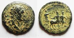 Ancient Coins - EGYPT, Alexandria. Domitian. AD 81-96. Æ Drachm
